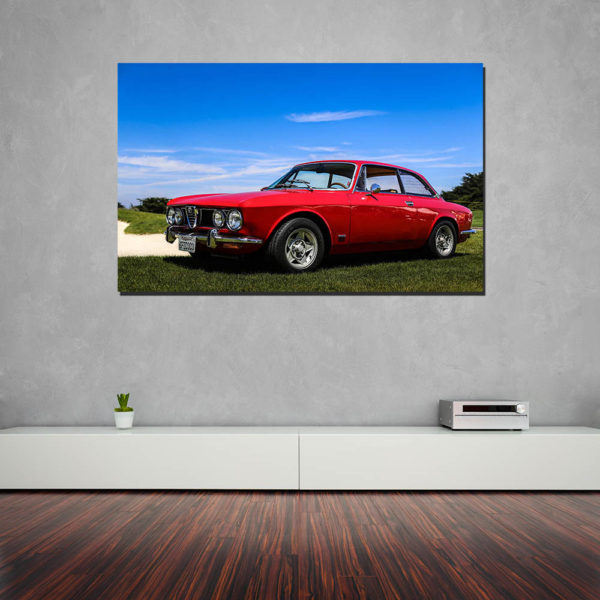 Tableaux Moderne Alfa Romeo