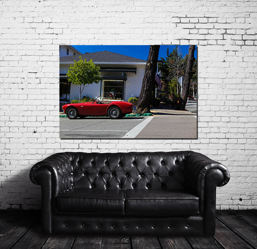 Tableaux Photo Ford Shelby Cobra