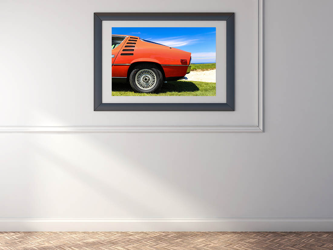 Tableaux Photos Alfa Romeo Montreal