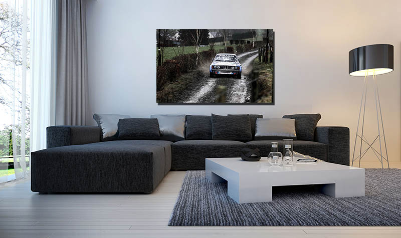 Tableaux Photos Déco BMW
