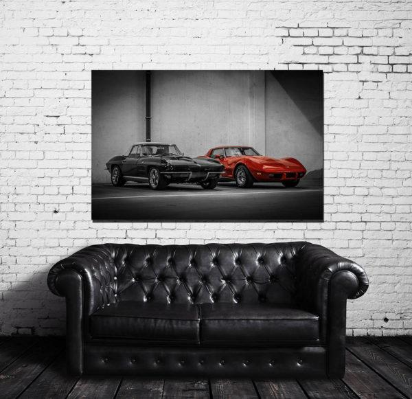 Tableaux Photos Moderne Chevrolet