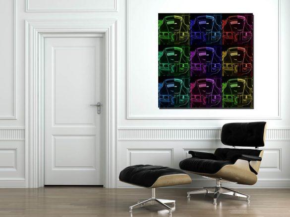 Tableaux Porsche Pop Art