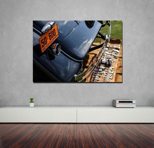 Tableaux Toile Déco Rolls Royce