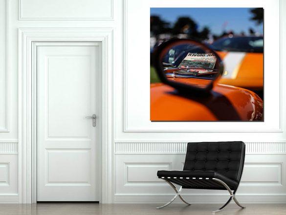 Tableaux Voiture Vieille Lamborghini