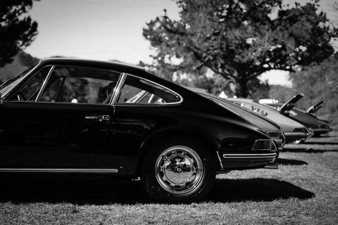 Toile Murale Porsche 911