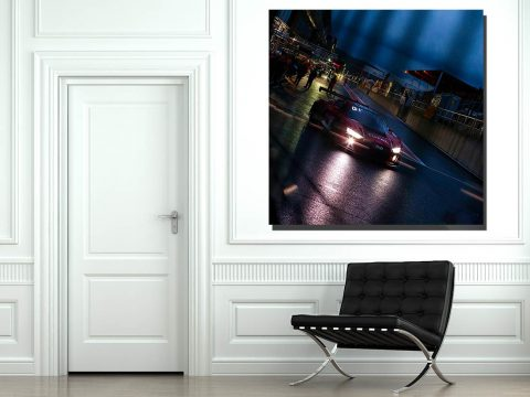 Toiles Déco Audi R8