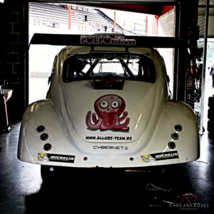 VW FUN CUP Octopus