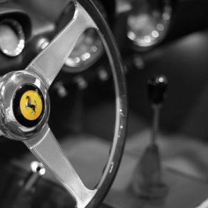 Volant Ferrari 250 GT - Tableau - Toile