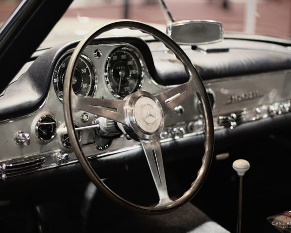 Volant Mercedes 300 SL
