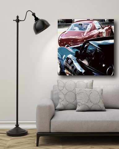 Tableau Deco Ferrari 250 GTO