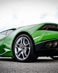 Tableau Photo Lamborghini Huracan