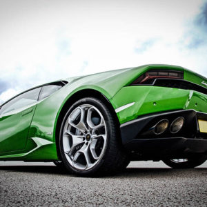 Tableau Photo Lamborghini Huracan