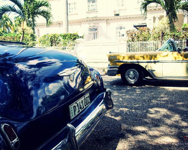 tableau voiture cuba