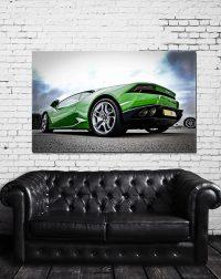 Tableaux Photos Lamborghini Huracan