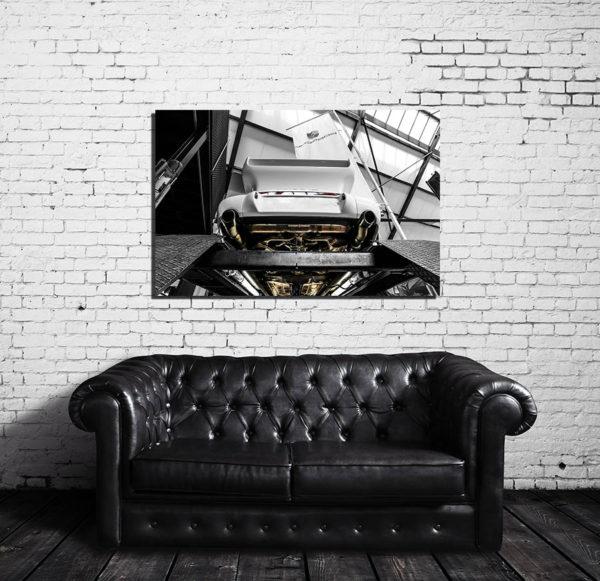 Photographies Murale Porsche 993