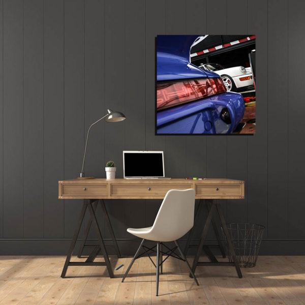 Photographies Porsche 964 Carrera RS