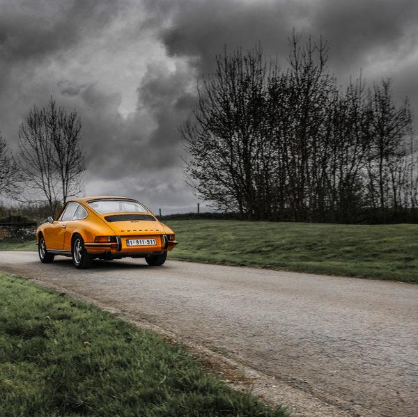 Tableau Photo Porsche 911