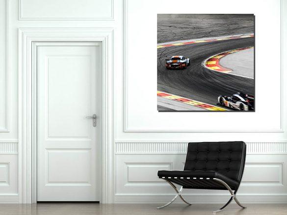 Tableaux Photos Porsche de course