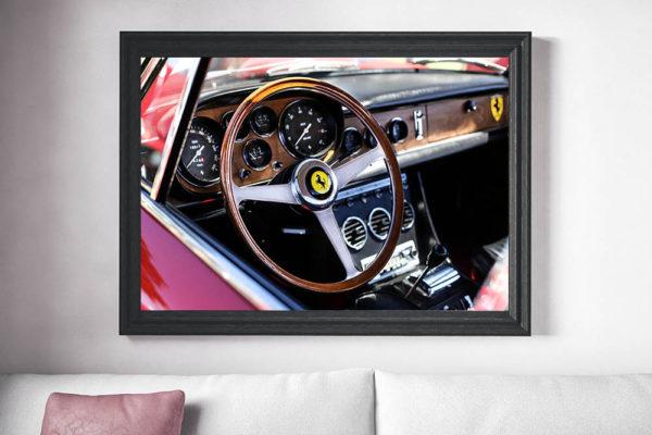 Photographies Ferrari 330 GTC
