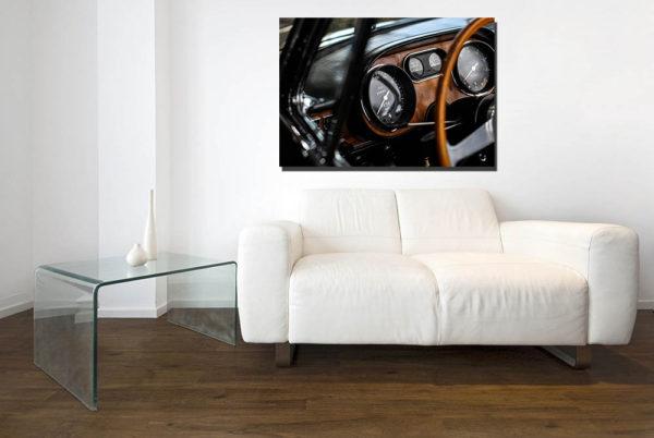 Photos Tableau de bord Ferrari 275 GTS