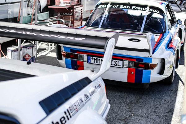 Tableau Déco BMW 3.0 CSL