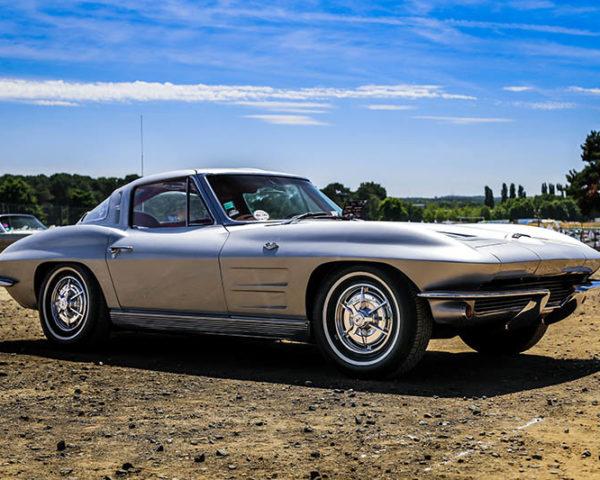 Tableau Photo Chevrolet Corvette