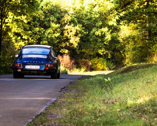 Photographie de Porsche 911