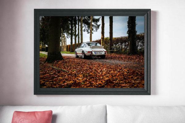 Photographies Porsche Carrera RS
