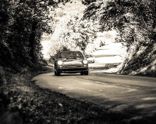 Photo Vieille Porsche 911