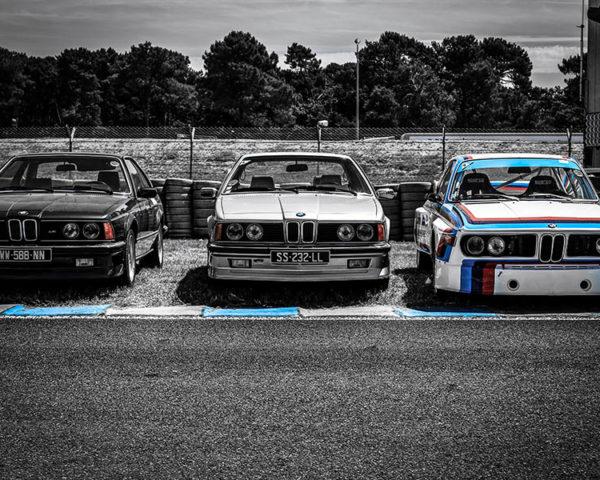 Photographie anciennes BMW