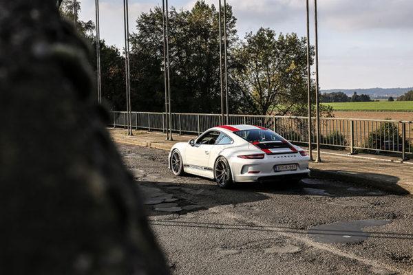 Photo Porsche 911 R