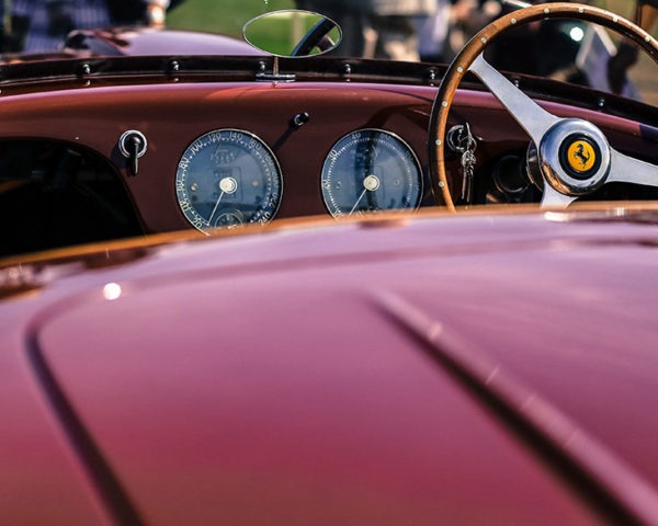 Photographie Ferrari 225 S Spyder