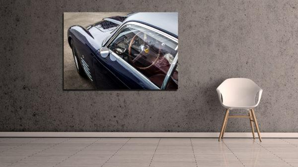 Photographie intérieur Ferrari