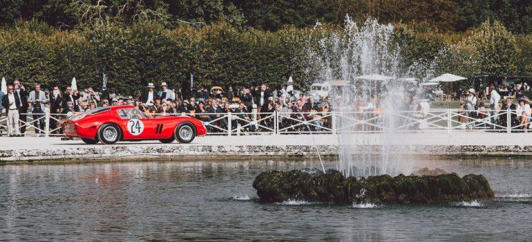 Un brin d'histoire sur la Ferrari 250 GTO