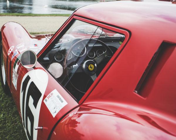 Photographie Ferrari 250 GTO