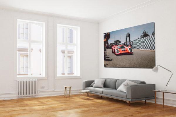Tableau Photo Porsche 917