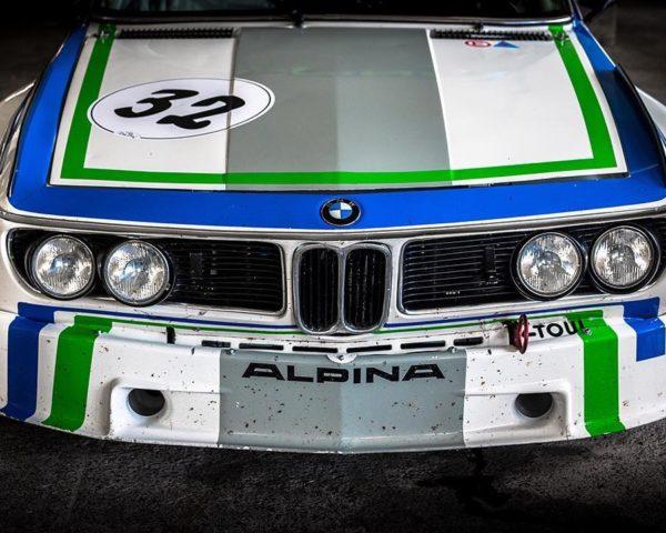 Photographie BMW 3.0 CSL