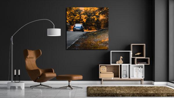 Photographie Porsche 911 Autumn Tones