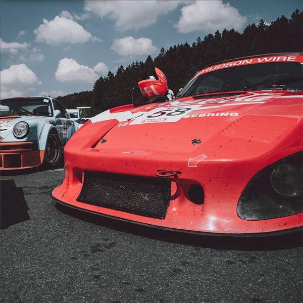 Photographie Porsche 935