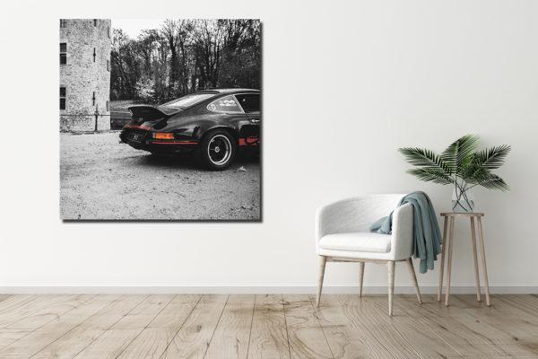 Photos Vieille Porsche Carrera RS