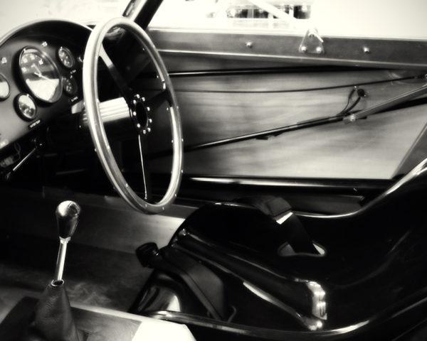 Aston Martin DB3 Steering Wheel