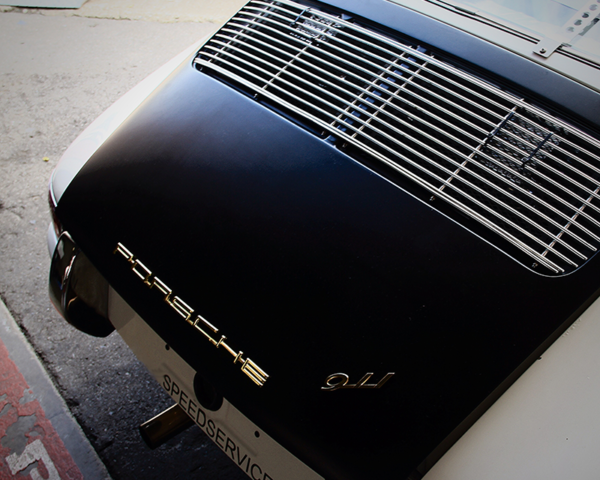 Classic 911 Porsche