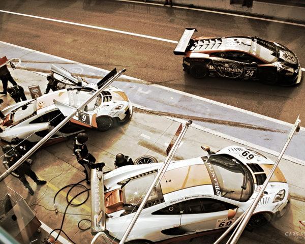 McLaren Mp4 Gulf