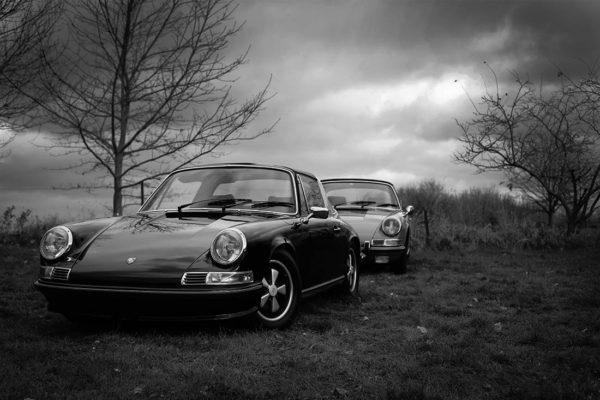 Photo Deco Porsche Classic
