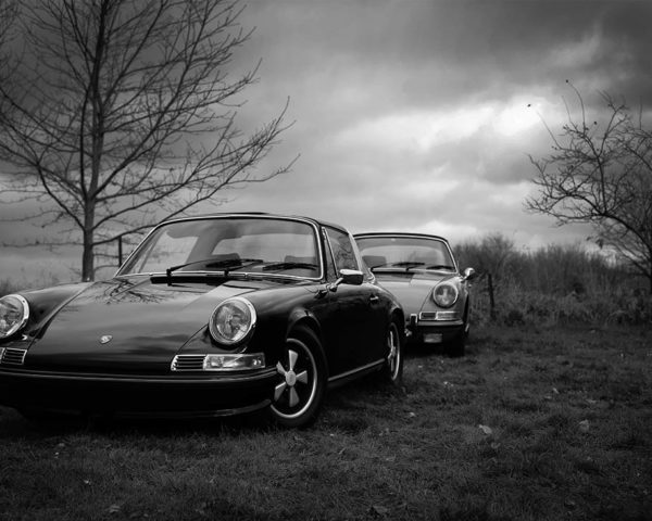 Photo Deco Porsche Classic