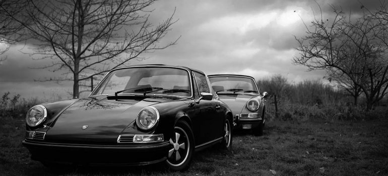 Origine et histoire de la Porsche Targa