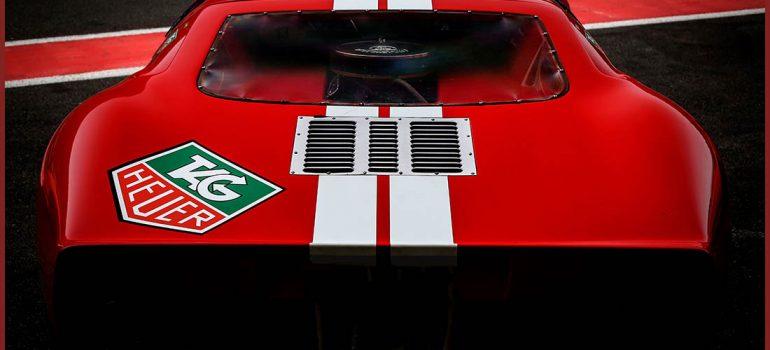 Ford GT40, une belle mécanique à 126 exemplaires