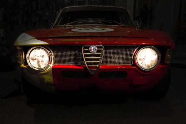 Photo Murale Alfa Romeo