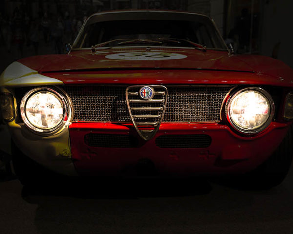 Photo Murale Alfa Romeo