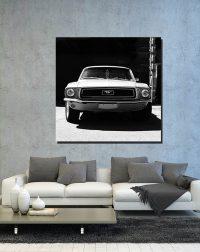 Photo Murale Voiture Mustang